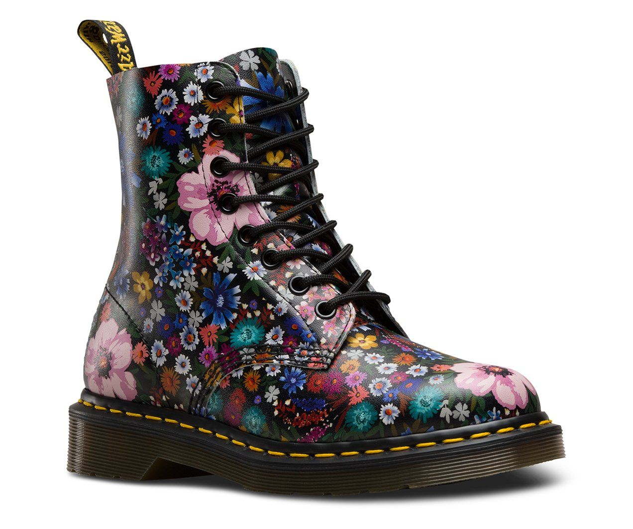 DR. MARTEN Pascal Wanderlust Backhand Women | Black Mallow