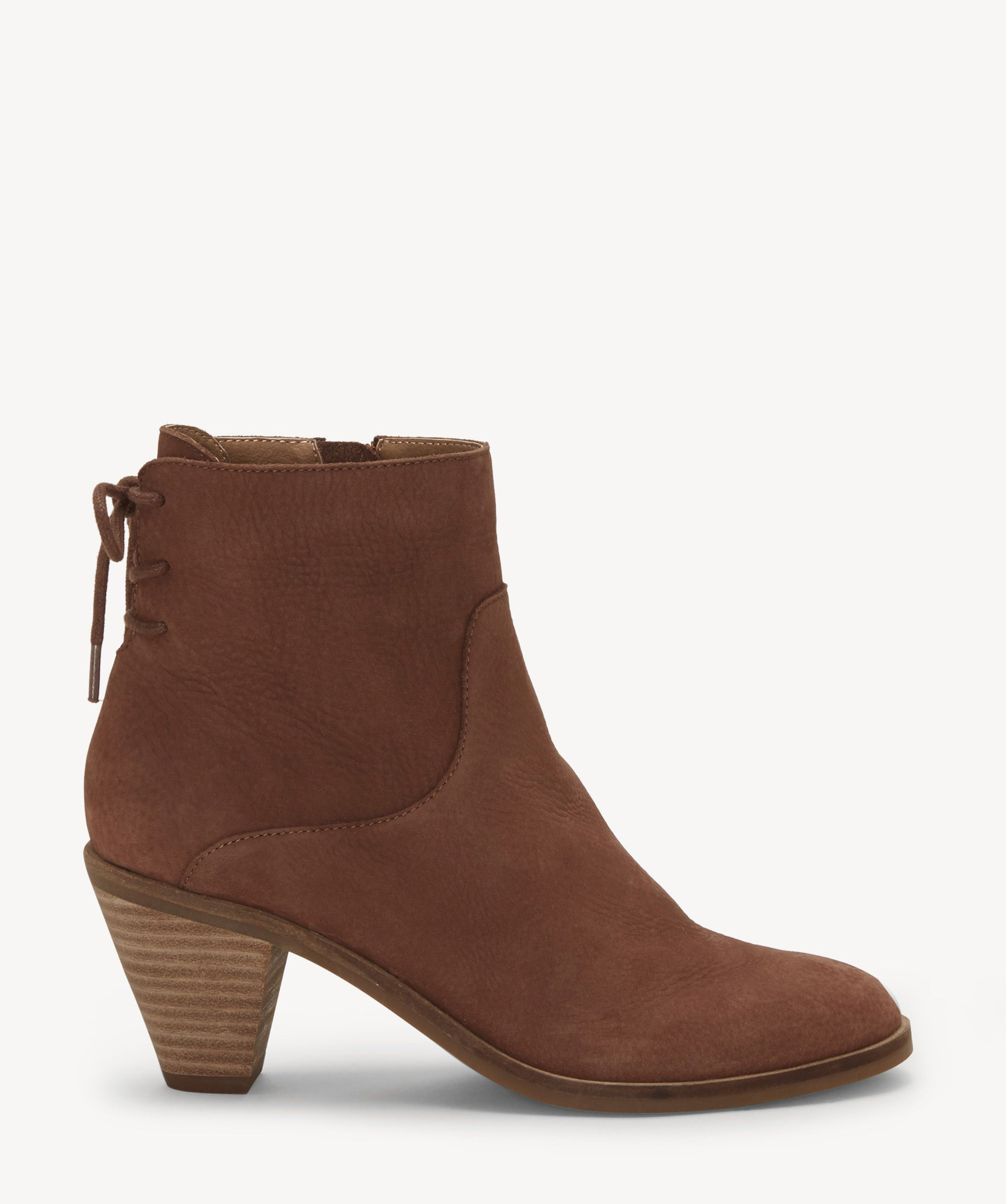 83a33d4c86b Lucky Brand Women s Jalie Cone Heels Bootie Toffee