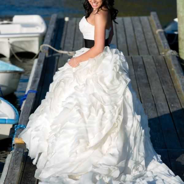 Maggie Sottero Wedding Dresses Tara LynnCape Cod