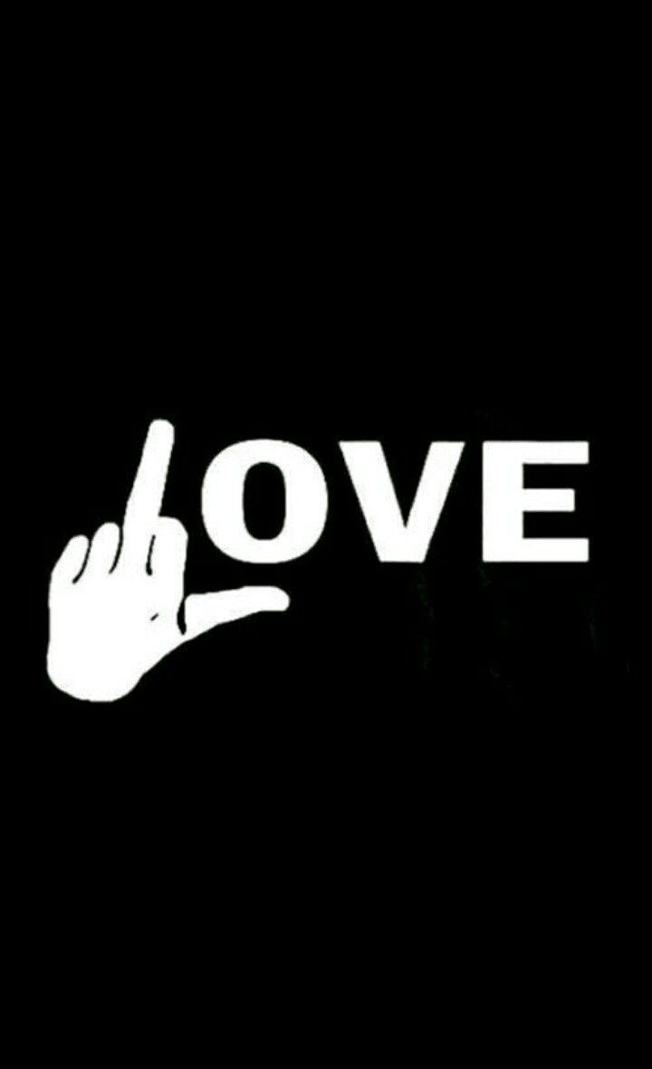 Fanculo Love Amore Sfondo Tumblr Dibujos