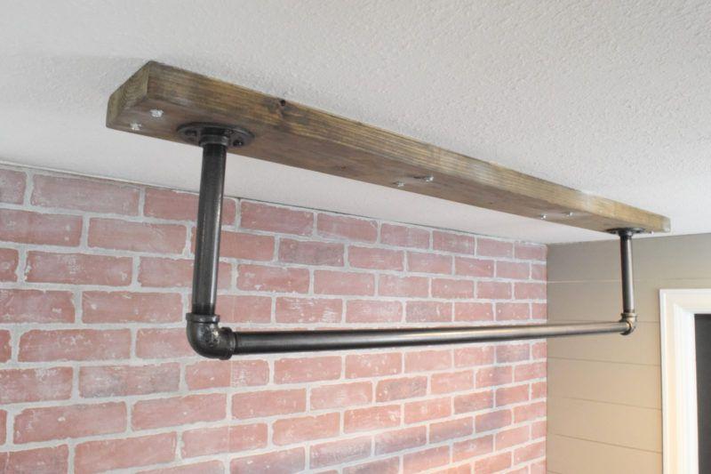 chin up bar loft