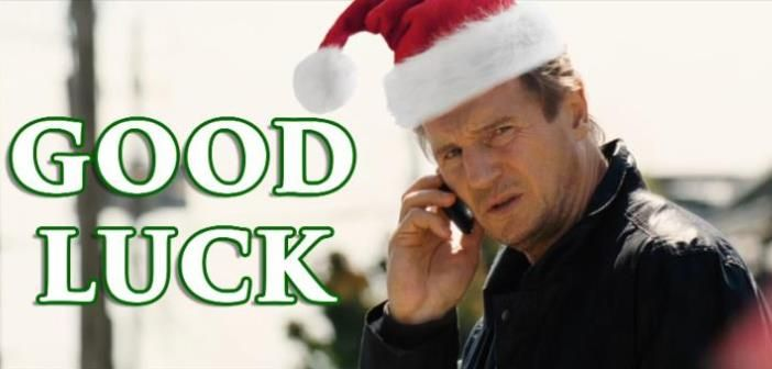 Taken 3 - Liam Neeson has a message for you this Christmas ...