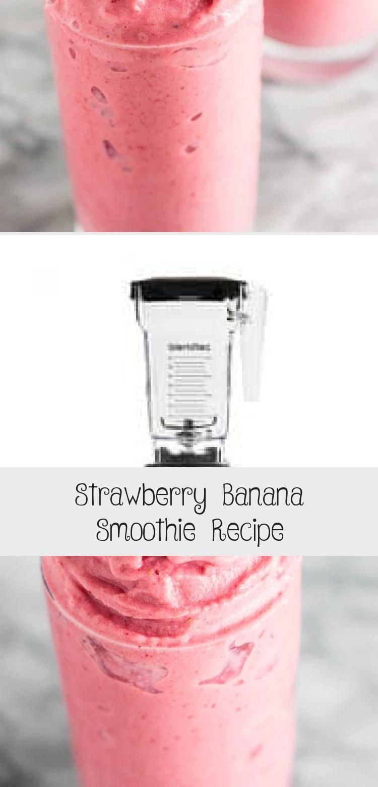 Strawberry Banana Smoothie Recipe #healthystrawberrybananasmoothie Healthy strawberry banana smoothie recipe with just 3 ingredients! This seriously tastes like ice cream - so good! #strawberrybananasmoothie #healthy #healthysmoothie #breakfast #dessert #SmoothieBowl #SmoothieRecepten #SmoothieBolws #BreakfastSmoothie #BananaSmoothie #healthystrawberrybananasmoothie Strawberry Banana Smoothie Recipe #healthystrawberrybananasmoothie Healthy strawberry banana smoothie recipe with just 3 ingredient #strawberrybananasmoothie