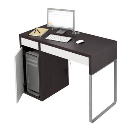Looks Like The Mac Pro Tower Might Fit In A Micke Desk After