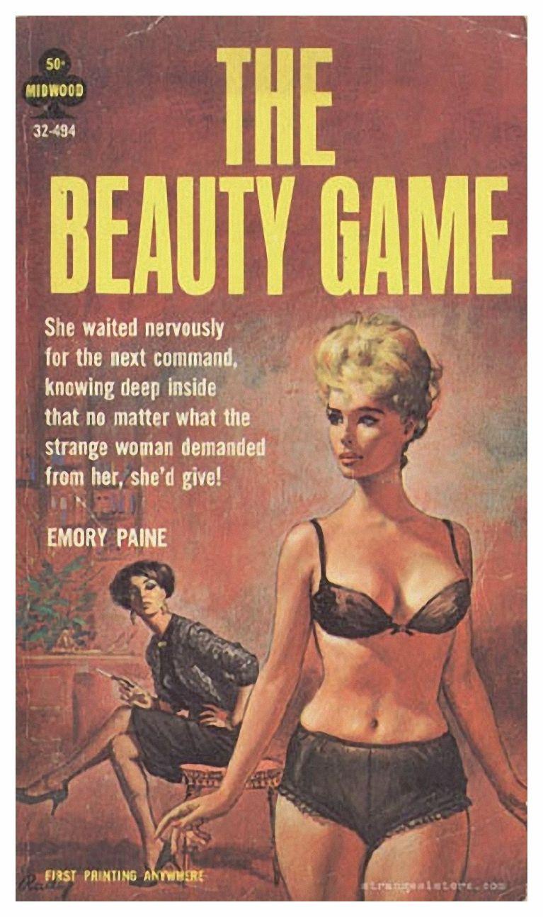 Lesbian Pulp Fiction Cover Pulp Fiction Book Pulp Fiction