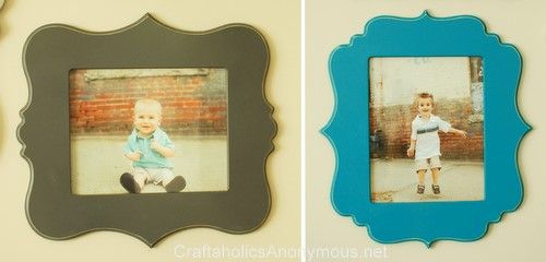 whimsical picture frames - Wood Frames Cheap