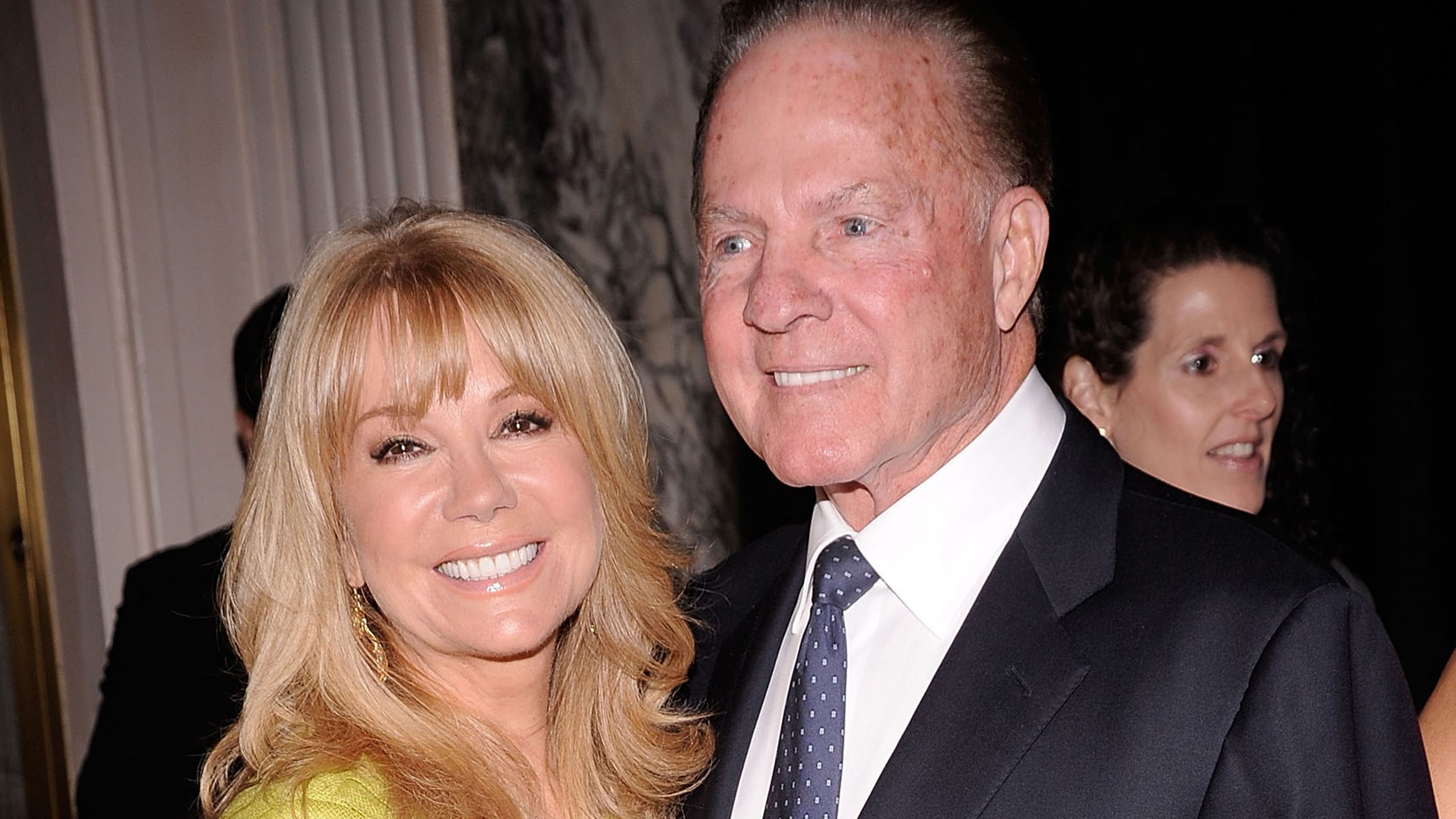'His life is a triumph': Kathie Lee Gifford honors her late husband Frank Gifford