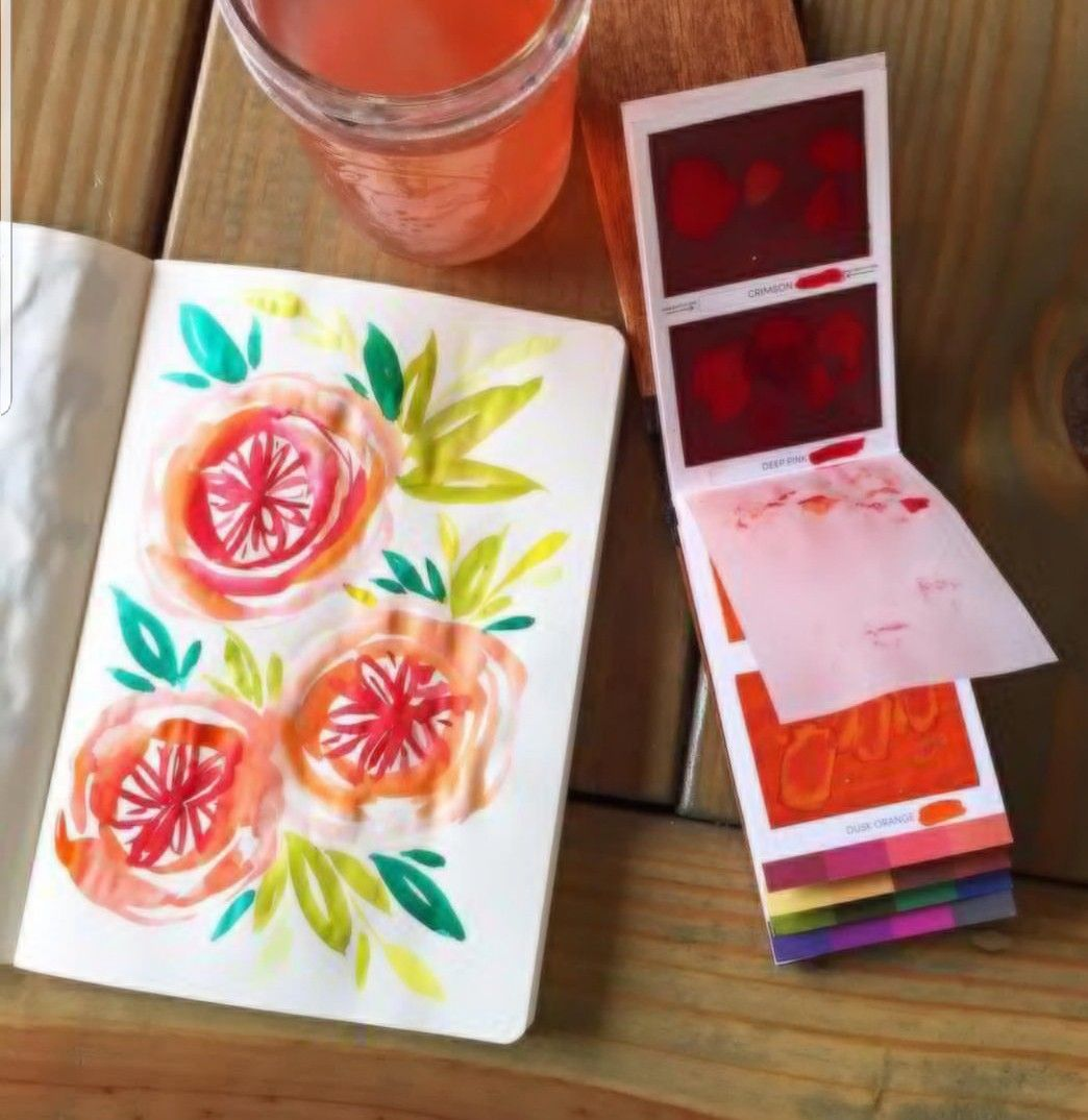 Pin By Viviva Watercolorsheets Makin On Watercolor Paintings