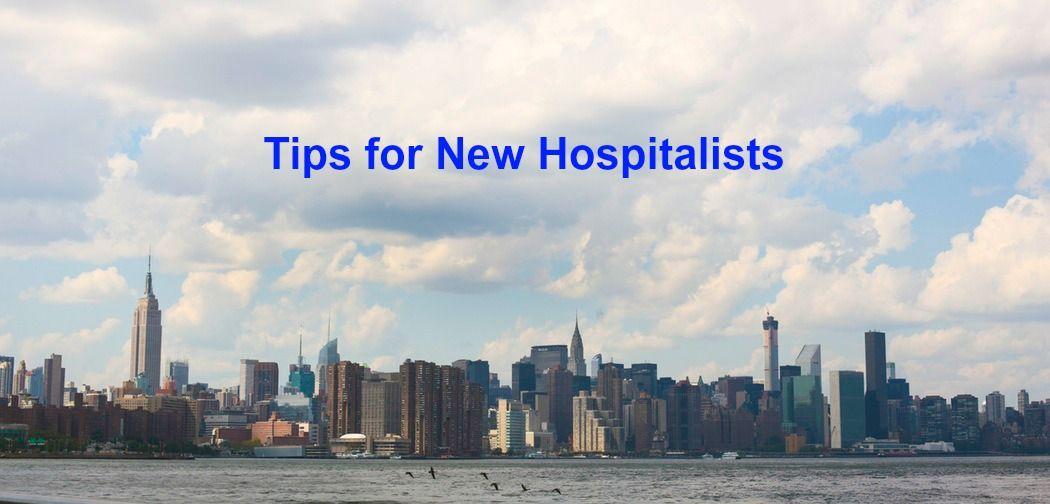 Tips for New Hospitalists Hospital Work Pinterest - hospitalist nurse practitioner sample resume