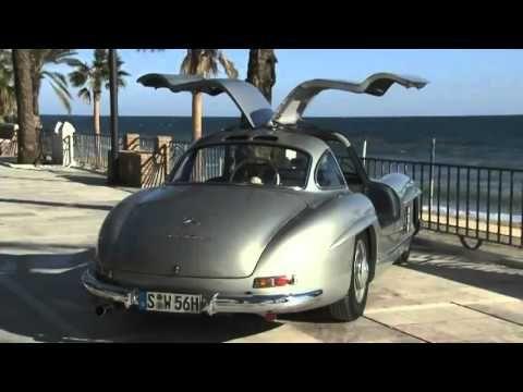Mercedes Benz 300 SL W 198 Gullwing