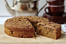 Milk and Honey: Coffee Crumble Cake