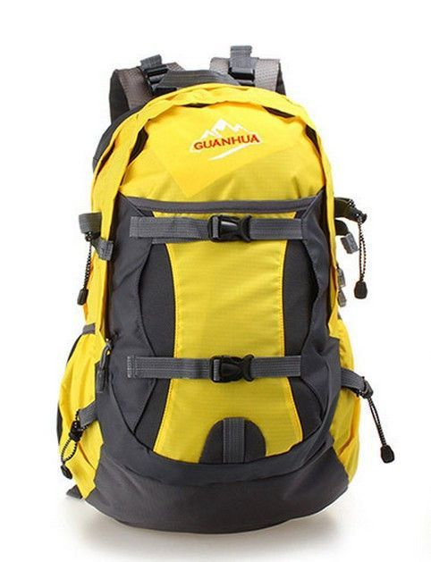 Men and women outdoors backpack camping bag sports Hiking bag waterproof