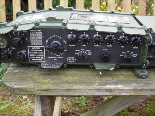 The RT320 is an HF mobile manpack, 30W AM, CW and USB from 2