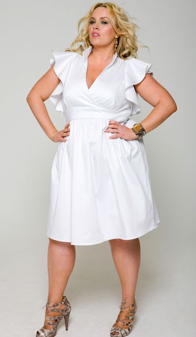 Plus size dress | clothes | Pinterest | Size clothing, Sleeve and ...