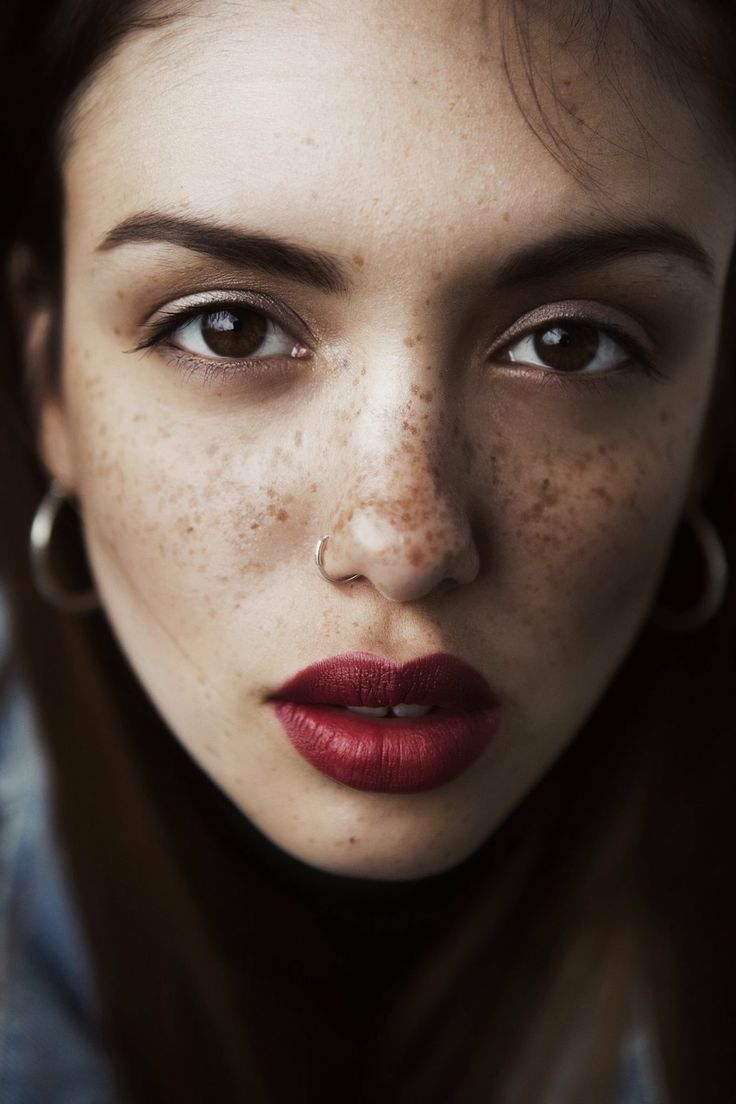 Swelling under nose piercing  Feel the light on your skin  Explore Lights and Photography