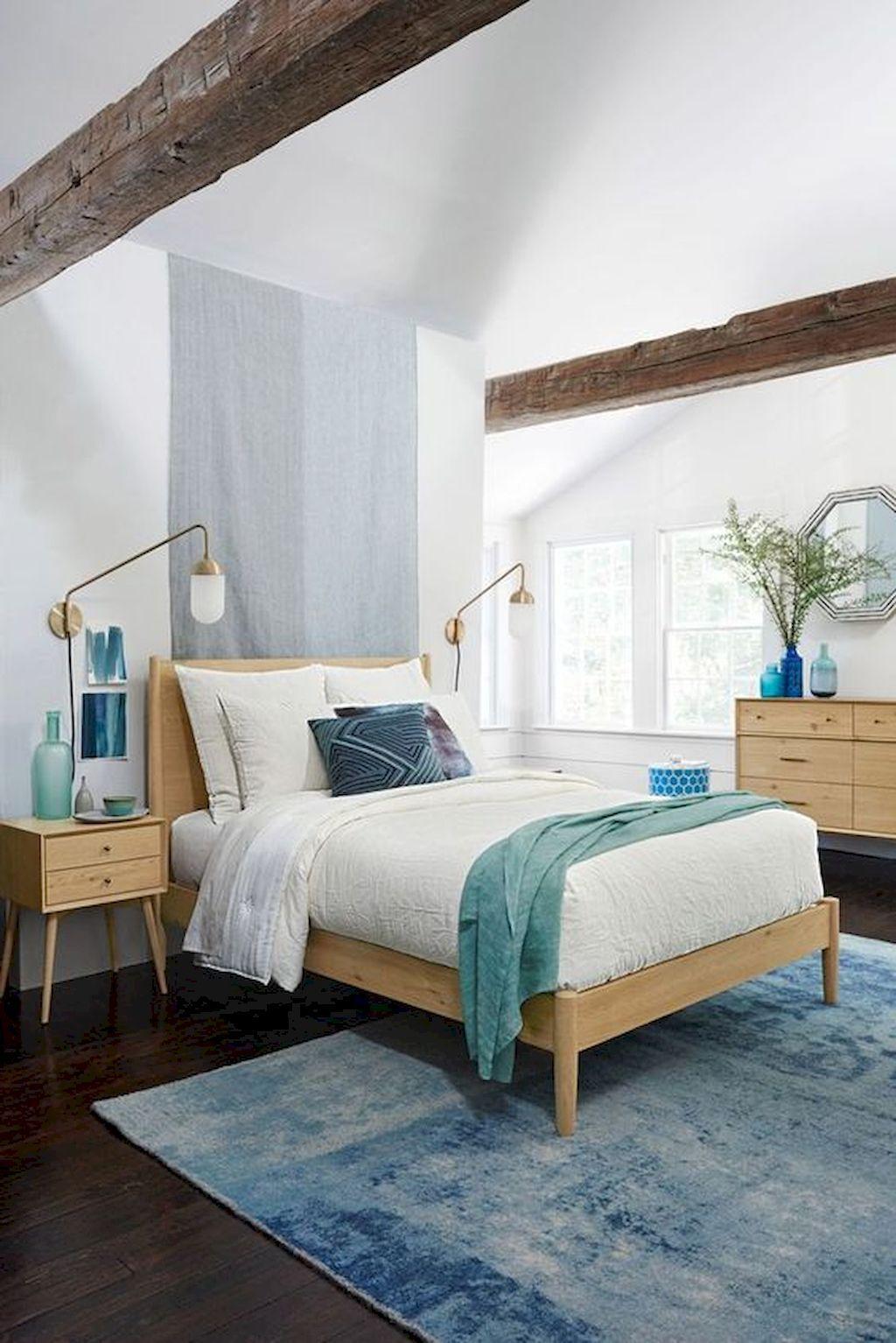 Master bedroom bedroom decor ideas   Modern Coastal Master Bedroom Decorating Ideas  Beach bedroom