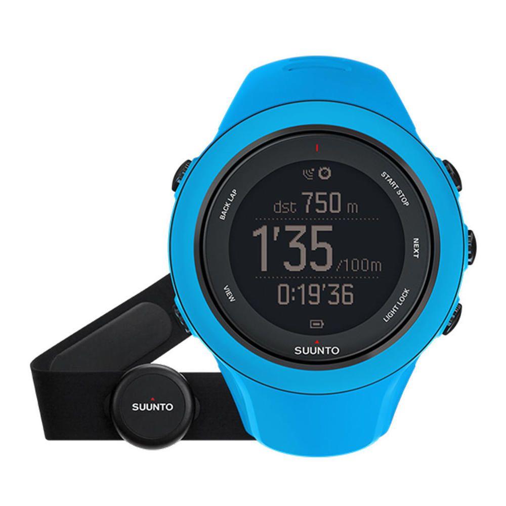 Suunto Ambit3 Sport Blue HR Herzfrequenzuhr Navigationsuhr SS020679000