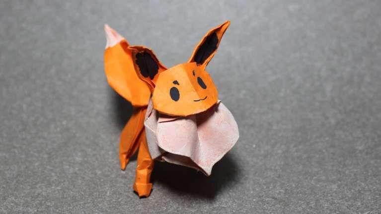 Origami Pokemon, Gotta Fold 'Em All | 431x767