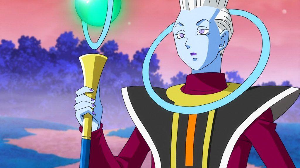 Whis Dragon ball super - Dimension Manga