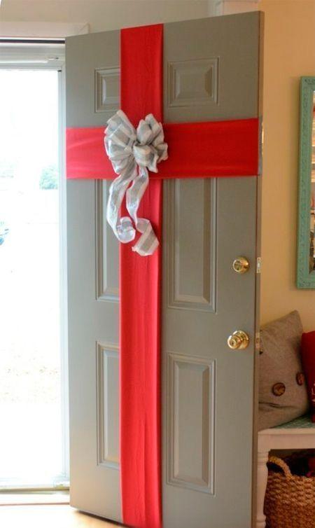 101 Weihnachtsdekorationen einfach und günstig - DIY und Selber Machen Deko #christmasdecorideasforlivingroom
