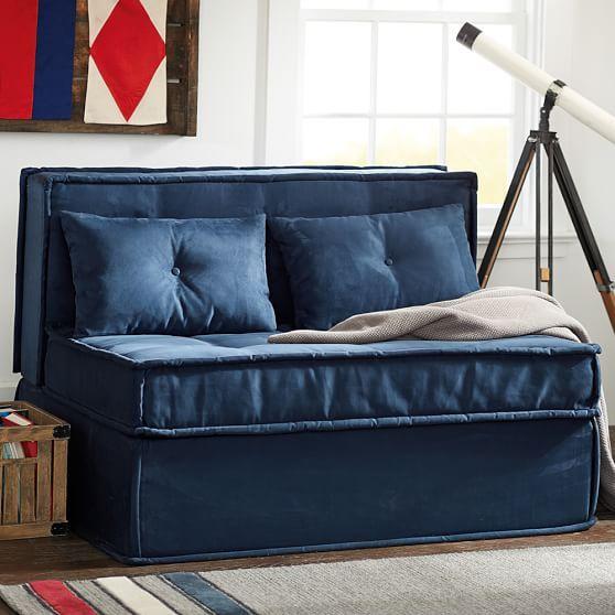 Cushy Sleeper Sofa Pb
