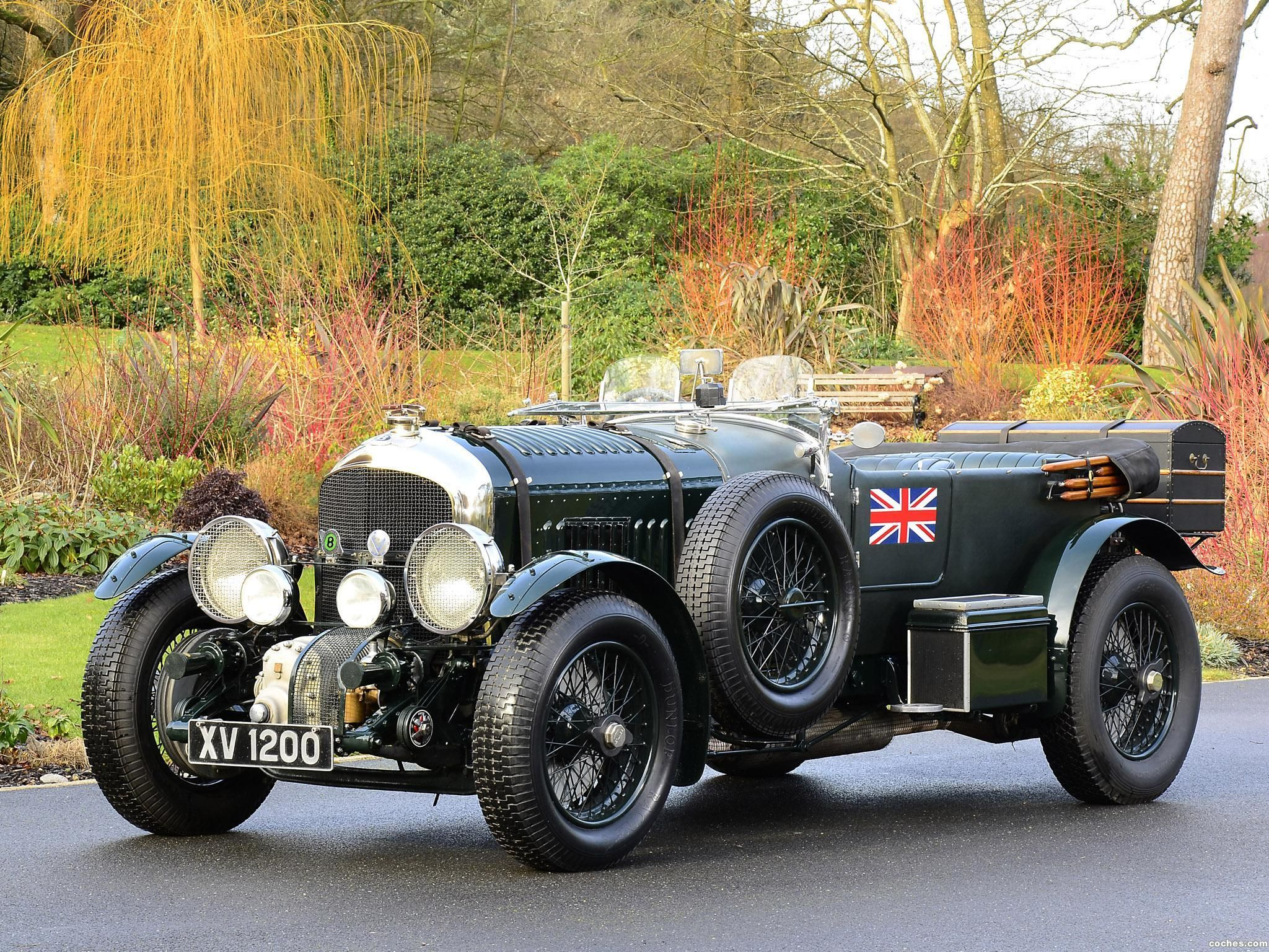 Bentley 4 1-2 blower 1926 1930