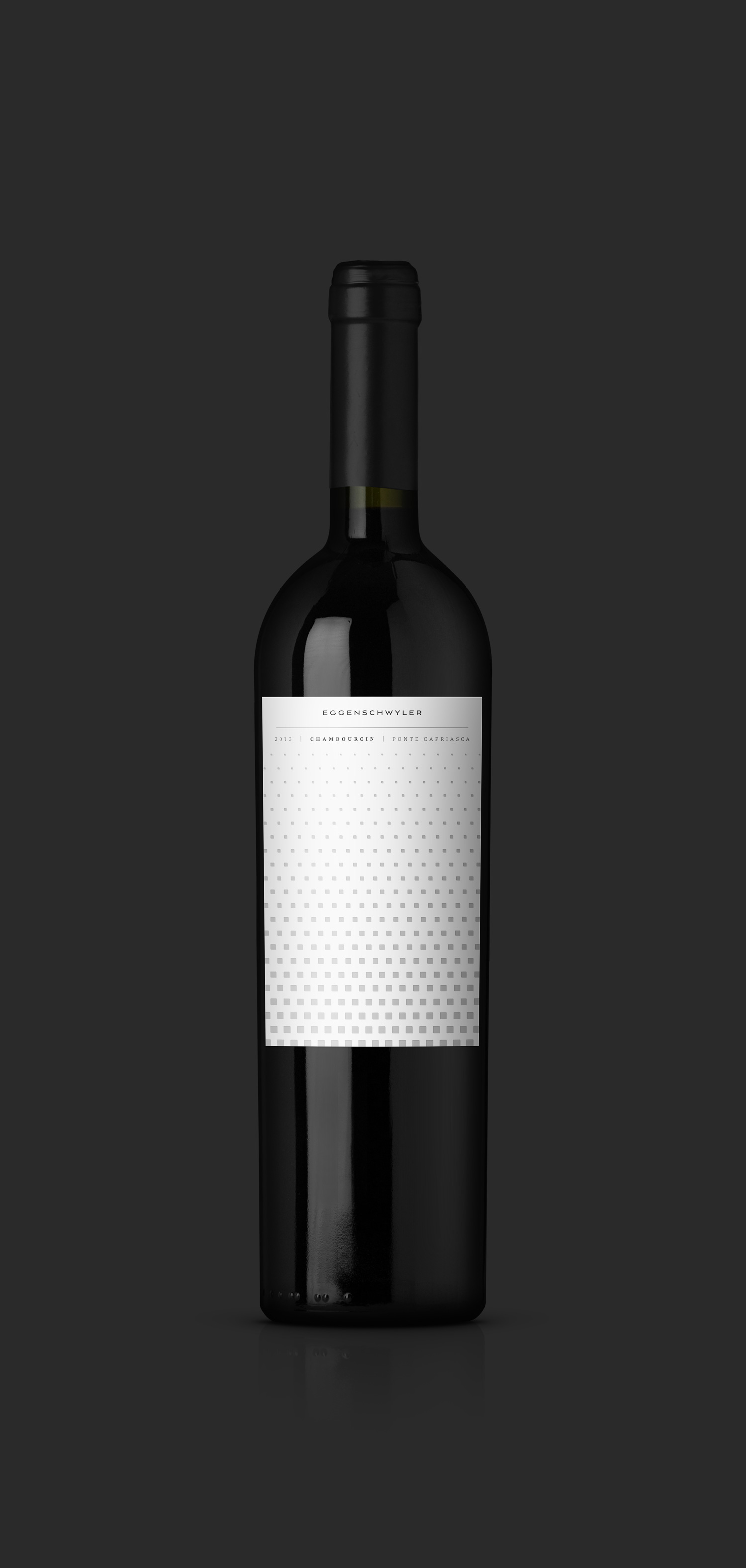 Modern Wine Label Design  Designs  Alcoholic Beverages