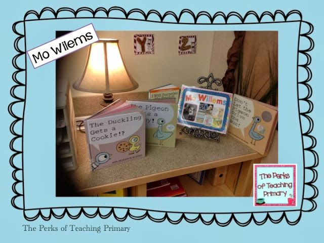 The Perks of Teaching Primary By: TheWriteStuff: Writing Sundays #6 : Mo Wilems is not BORING!