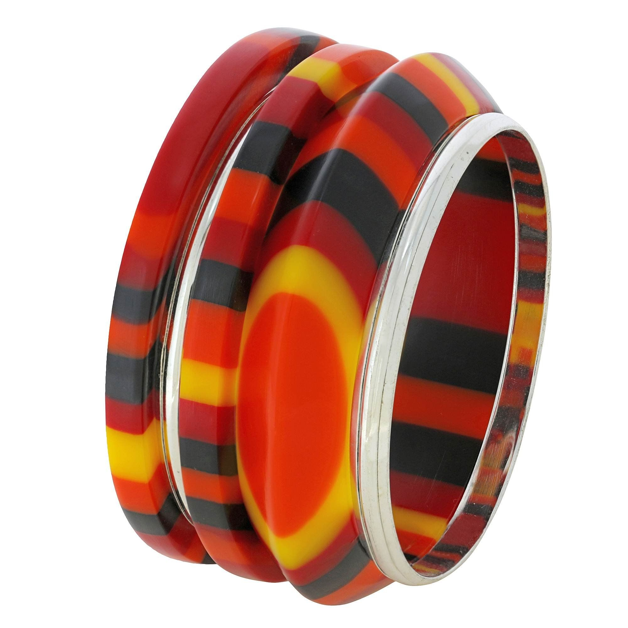 Buy Colorful Bangles Indian Fashion Jewelry Handmade Christmas Gift For Girlfriend Online At Low