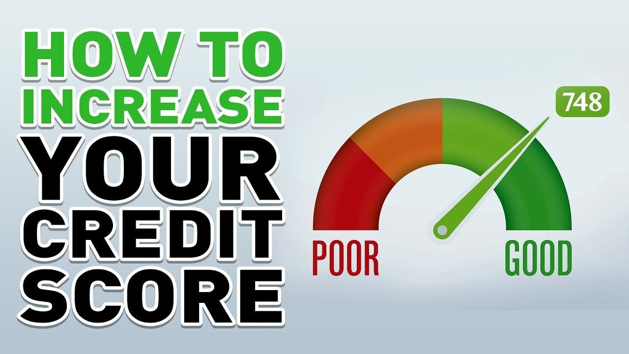 HOW TO IMPROVE YOUR UK CREDIT SCORE in 2020 Improve your