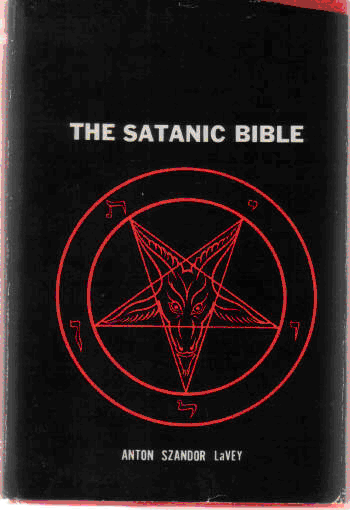 Dear Christians... read this and educate yourselves! satanic bible and behind anton lavey who founded the church of satan ...
