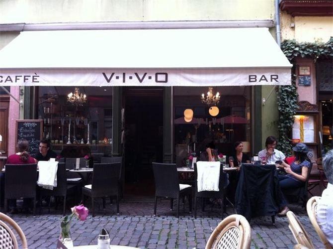 vivo cafe bar, Heidelberg, Germany