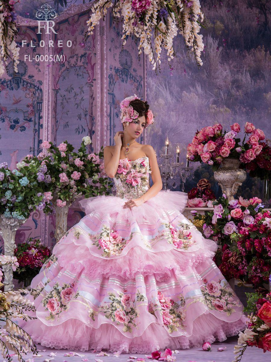 top-wedding.jp img colordress_5407_01_l.jpg | Niña | Pinterest