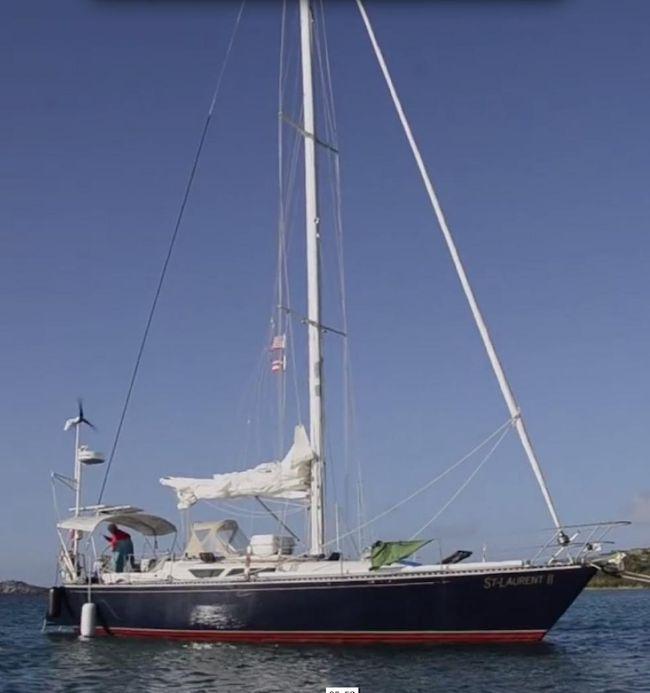 1986 C&C 44 Centerboard Sail Boat For Sale - www yachtworld com