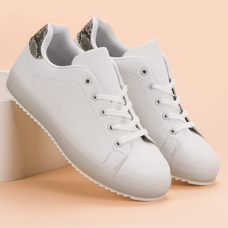 Shelovet Women S Sport Shoes White Sport Shoes Women Womens Sneakers Sport Shoes