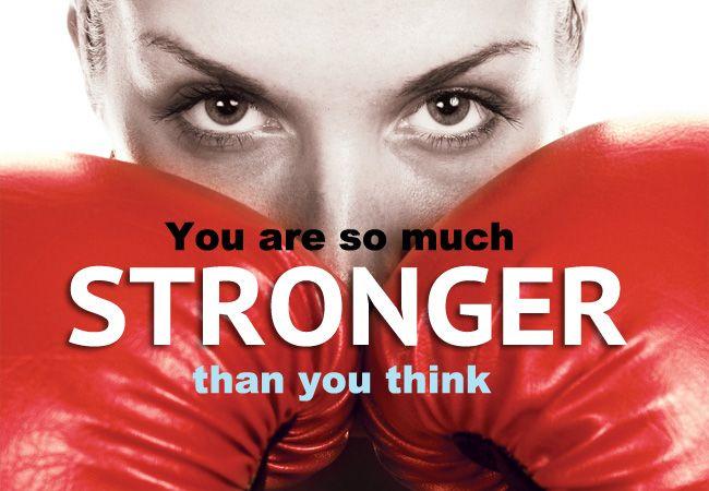 Female Boxing Quotes. QuotesGram