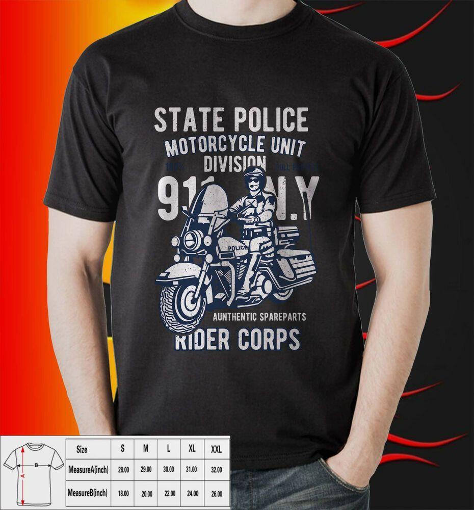 (eBay link) New Black Tshirt For Mens SMLXLXXL State