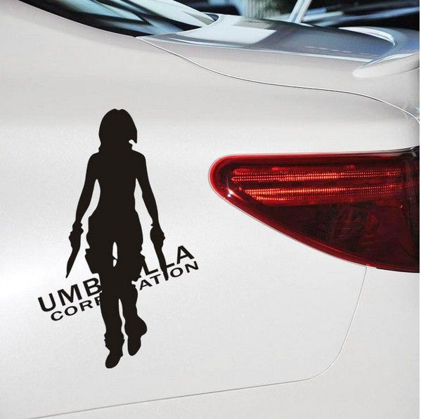 Charmant Alice Cool Car Stickers For Girls Guys