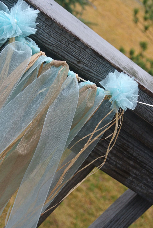 Beach Wedding Garland Tula Skirt Garland Bridal Shower by