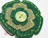 Lucky You Brooch (style C)