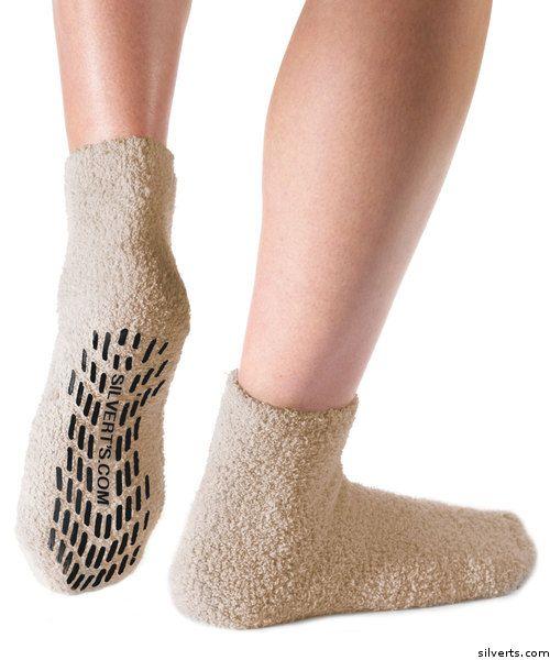 Best Gripper Hospital Socks Men \u0026 Women