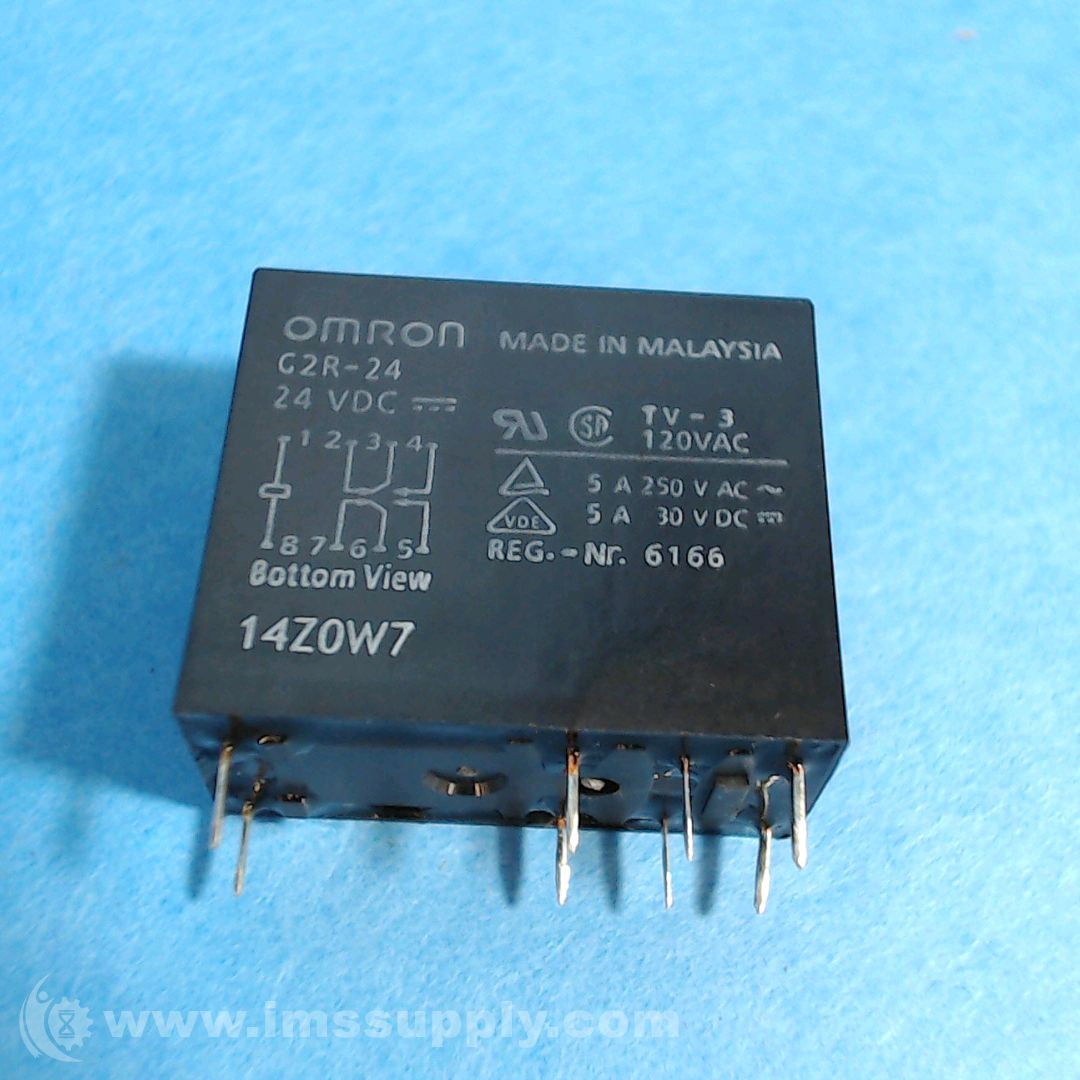 Omron G2r 24 Dc24 5a 24vdc Power Relay Book Cover Patterson Grand Rapids