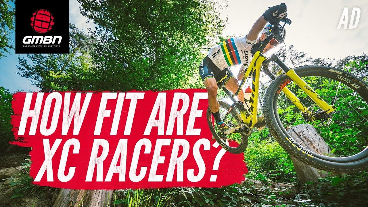 How Fit Are Cross Country Racers Gmbn S Xc Boot Camp With Nino