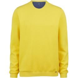 Photo of Olymp Strick Pullover, modern fit, Hellgelb, S Olympolymp