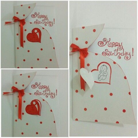 Birthday Card For Pregnant Friend Kids Fathers Day Crafts Cards Birthday Cards