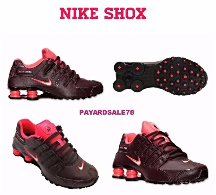 Nike Shox Nz Womens Size 9