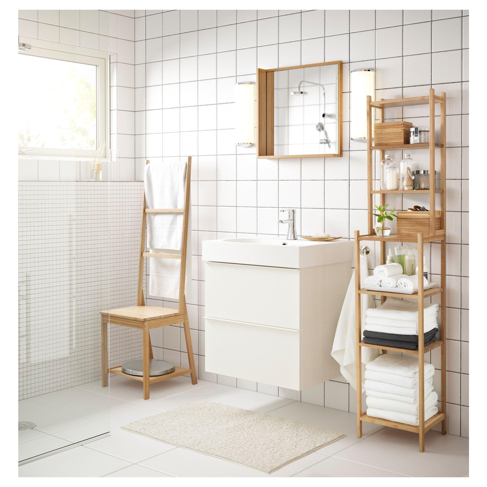 Badezimmer design neu rÅgrund stuhl mit handtuchhalter bambus  i n t e r i o  pinterest