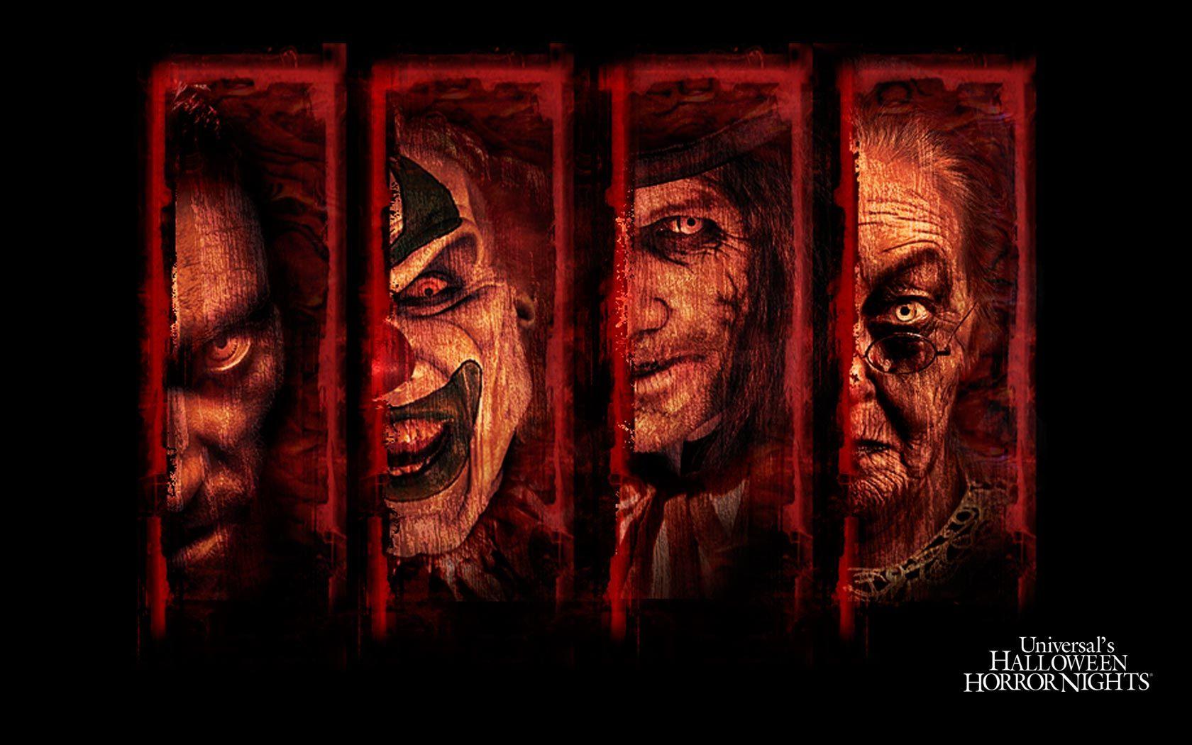 Hhn 22 Universal Studios Florida Halloween Horror Nights 22 Features The Return Halloween Horror Nights Universal Halloween Horror Nights Horror Nights