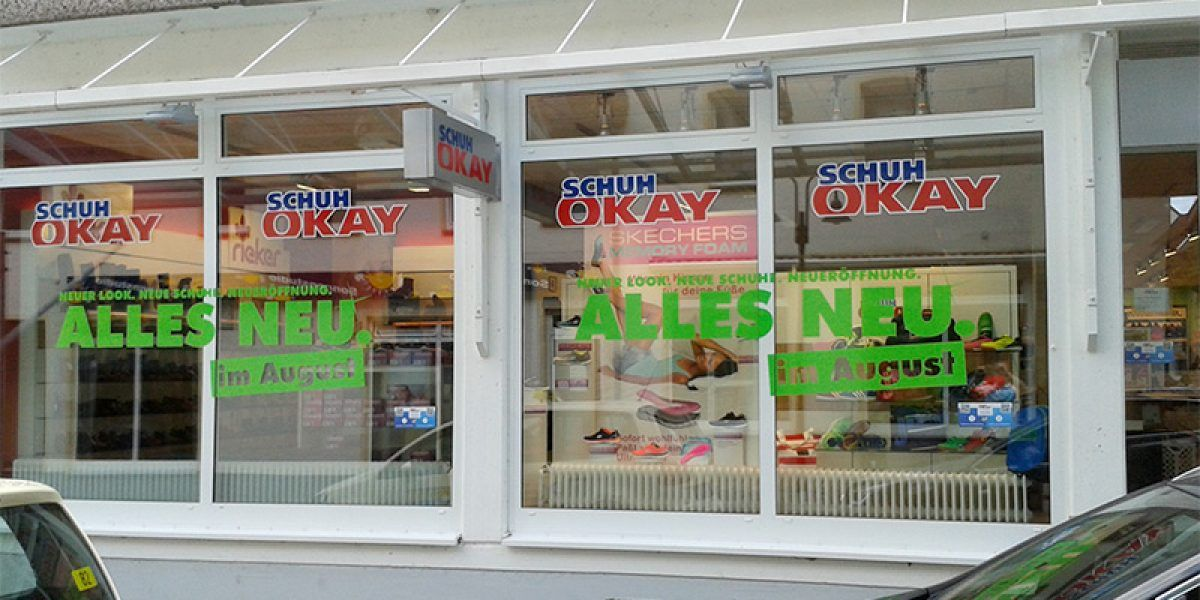 Im Schuh In Okay Filiale Eröffnet Büren 2014 Die August rBHqr