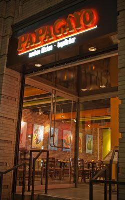 Papao Casual Mexican With A Few Locations In Boston Charlestown South Restaurants